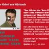 Buchmesse.ARD.de-Krimi als kostenloses Hörbuch