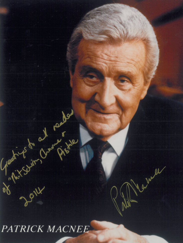 Autogramm PM